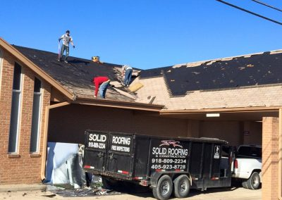 Solid Roofing Project 53