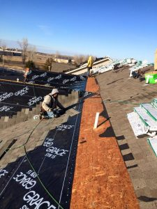 Solid Roofing Project 78