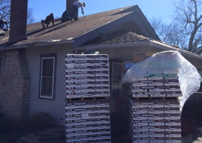 Solid Roofing Project 40