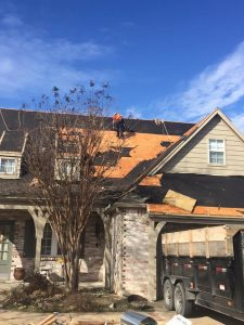 Solid Roofing Project 39