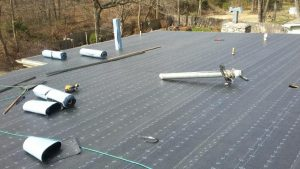 Solid Roofing Project 79