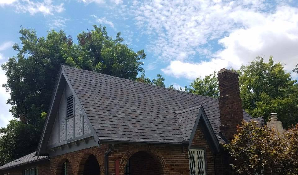 Solid Roofing Project 27