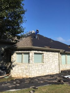 Solid Roofing Project 71