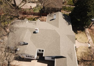 Drone Inspections For Roofing Job