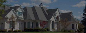 Solid Roofing of Broken Arrow Background Home
