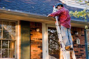 Clean Gutters Seasonal Maintenance