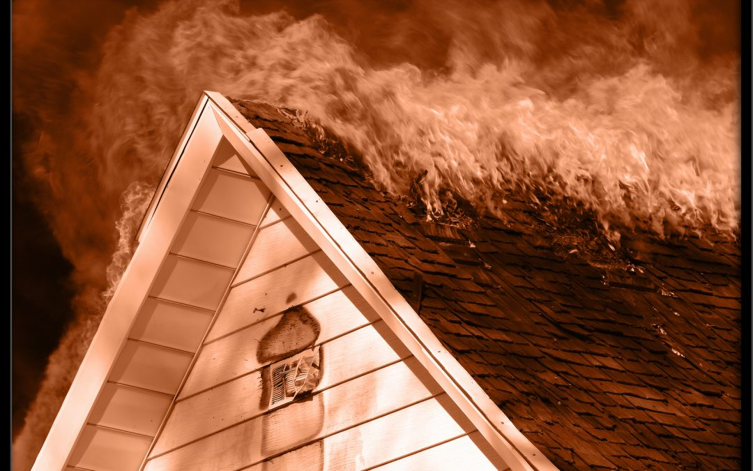 Roofing Fire Risk Reduction